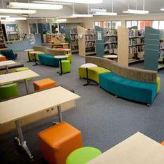 Library Furniture Supplier - Bizfurn