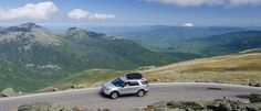 Drive Yourself on the Auto Road - Mount Washington Auto Road, Gorham NH