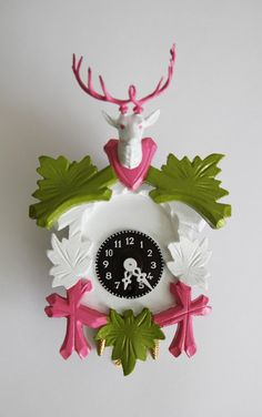 wood cuckoo clock Black Forest