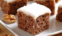 Zasnežené prekvapenie: Dokonalý orechovo-rumový koláč   DobreJedlo.sk Danish Dessert, Danish Food, Scandinavian Food, Cake Toppings, Piece Of Cakes, Food Cakes, Cakes And More, Yummy Cakes, No Bake Cake