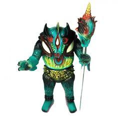 "TAG x Paul Kaiju - Pollen Kaiser ""Devilman GID"" Release"