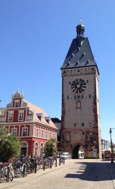 Altpörtel, Speyer, Germany. #Wanderreporterin #Pfalz