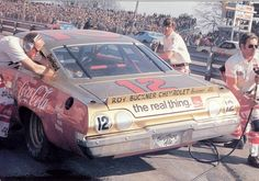 Randy Ayers' Nascar Modeling Forum :: View topic - Laguna/Chevelle Questions