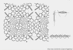 Crochetemoda: Blusa de Crochet