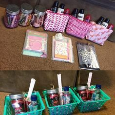 DIY Easy and Cheap Bridal Shower Prizes                                                                                                                                                      More