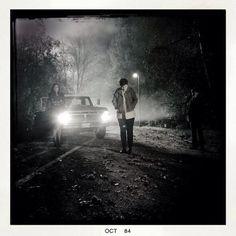 Josh Dallas @joshdallas · Storybrooke nights. #OnceUponATime @ginnygoodwin @LanaParrilla @Jared_Gilmore