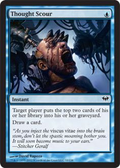 Thought-Scour-x4-Magic-the-Gathering-4x-Dark-Ascension-mtg-card-lot-blue-instant