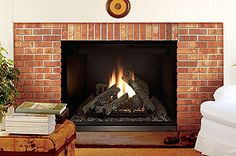 1000 Images About Fireplace On Pinterest Direct Vent Gas Fireplace Fireplaces And Brick Interior