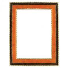 Tangerine Picture Frame
