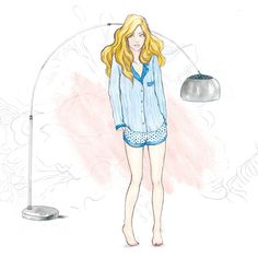 Fashion + Food - Soleil Ignacio Illustrations