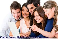 Online Project Help for Students