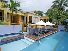 Port Douglas The Pavilions Boutique Holiday Apartments Australia, Pacific Ocean and Australia Ideally located in the prime touristic area of North Port Douglas, The Pavilions Boutique Holiday Apartments promises a relaxing and wonderful visit. The hotel offers a wide range of amenities and perks to ensure you have a great time. All the necessary facilities, including free Wi-Fi in all rooms, Wi-Fi in public areas, car park, airport transfer, babysitting, are at hand. Designed ...