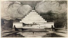 """io9: """"Designs for Great Architectural Landmarks that Were Never Built"""""""
