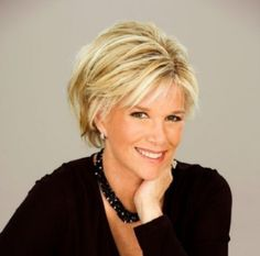 We all know Joan Lunden. She was the host of Good Morning America for almost 2 decades. Joan is also a best-selling author, a women's health and wellness