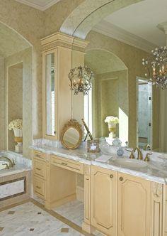 sharif munir photos by room bathroom design pinterest french bathroom vanities and bathroom designs - Bathroom Mirrors Fort Worth Tx
