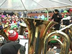 Tuba Christmas Portland, OR- My son participated in Tuba Christmas in Valpo, IN...plans to again this year!