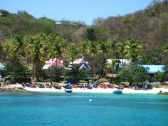 Brittania Bay(Mustique Island) - St.Vincent and Grenadines Indescribably Beautiful