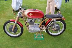 Photo gallery, results and report from the 2013 Amelia Island Concours d'Elegance, held March at the Golf Club of Amelia Island in Florida. Classic Italian, Vintage Italian, Amelia Island, Vintage Bikes, Ducati, Cars And Motorcycles, Motorbikes, Photo Galleries, The Past