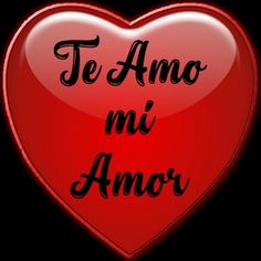 Te Amomi Amor - I Love You WhatsApp Sticker - www. One Love Quotes, Romantic Love, Beautiful Love, Romantic Quotes, I Love You Pictures, Love Images, You Dont Love Me, My Love, Love In Spanish
