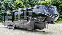 This Luxury RV Will Blow Your Mind [VIDEO]
