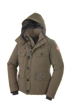 Canada Goose jackets replica price - Canada Goose Black Down Selkirk Parka - ANother of my favorites ...