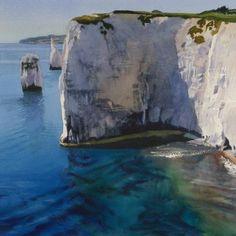The Pinnacles, Isle of Purbeck. Bob Rudd