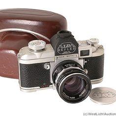 Pignons: Alpa 4 camera