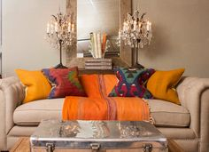 Living inspiration from Decoration Archive Interior Inspiration, Archive, Couch, Decoration, Furniture, Collection, Home Decor, Decor, Settee