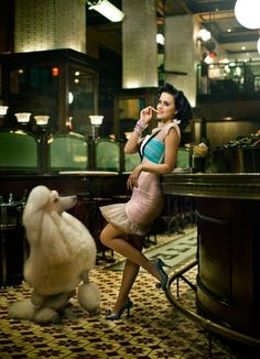 Katy Perry photoshoot for People magazine (2010) by Robert Trachtenberg