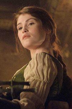 Gemma Arterton Hansel y Gretel: Cazadores de Brujas