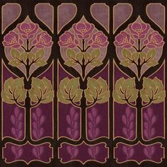 The Wallpaper Company 20.5 in. x 15 ft. Aubergine Large Trellis Border-WC1281356 - The Home Depot $26.86. Comes in different colors.