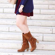 Jeanie Wrap Boot     ashleybrookenicholas Botas 7986b20fb77af