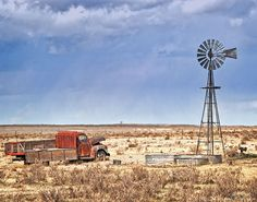 Items similar to Windmill Photo Print -Old Truck Photo -Americana Picture -Country Living Art -Colorado Fine Art Photography on Etsy Draw On Photos, Pictures To Paint, Farm Windmill, Country Barns, Country Living, Country Life, Old Windmills, Water Tower, Old Farm