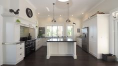 Kitchen inspiration | Prestige Joinery [STAND 18] The Prestige, Joinery, Kitchen Island, Kitchen Inspiration, Kitchens, Classic, Home Decor, Carving, Island Kitchen