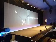 Presentan también Huawei Talkband N1, centrado en la experiencia con la música y tecnología inalámbrica