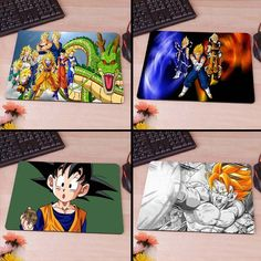 Dragon Ball Z Anti-Slip Rectangle Mouse Pad https://www.worldofgoku.com/dragon-ball-z-anti-slip-rectangle-mouse-pad/