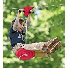 Slackers Zipline Eagle Set 70 ft by Slackers | eBeanstalk