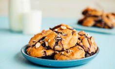 yogurt cookies (norwegian recipe)