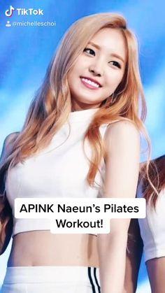 APINK Naeun's Pilates Workout!