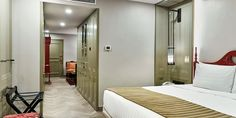 Heritage Rooms - Infusing modernity with neo-classical charm are our newly refurbished Heritage Rooms, located in the hotel's heritage wing. The rooms flank both sides of the historic Grand Tower which is gazetted a national monument of Singapore.