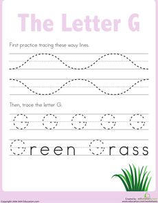 letter g worksheets letter g on worksheets letter g crafts and 22863