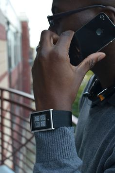 A smart watch for a smart life.