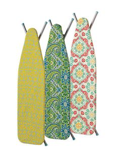 Ironing Board Covers at Cost Plus World Market >> #WorldMarket Laundry Organization Tips