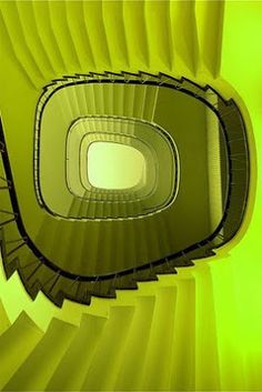 Currently browsing 50 Simply Creative and Beautiful Stairs Photos for your design inspiration Stairs And Staircase, Take The Stairs, Spiral Staircases, Basement Stairs, Pantone, Winding Stair, Escalier Design, Beautiful Stairs, Kerala House Design