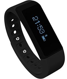 Winds Fitness Tracker Waterproof Wearable Pedometer Activity Tracker for Step Distance Calories Burning and Sleeping Quality Black Red Blue Purple Color * Read more  at the image link. (Note:Amazon affiliate link)