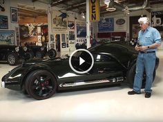 This Corvette-Powered Darth Vader Sports Car Is The Ultimate Car For A Villain Corvette History, New View, Hot Wheels, Cool Cars, Antique Cars, Darth Vader, The Incredibles, News, Sports