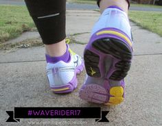 RUNNING WITH OLLIE: Turkey Trot Misadventures and Mizuno Wave Rider 17 running shoes Review #waverider17 #fitfluential - click through to read