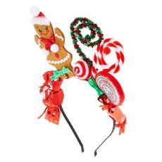 Christmas Candy Wonderland Headband