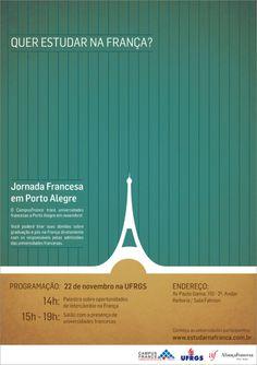 cartaz campusfrance brasil