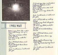 mumford and sons lyrics | mumford and sons i will wait lyrics - Google ... | that's what she ...